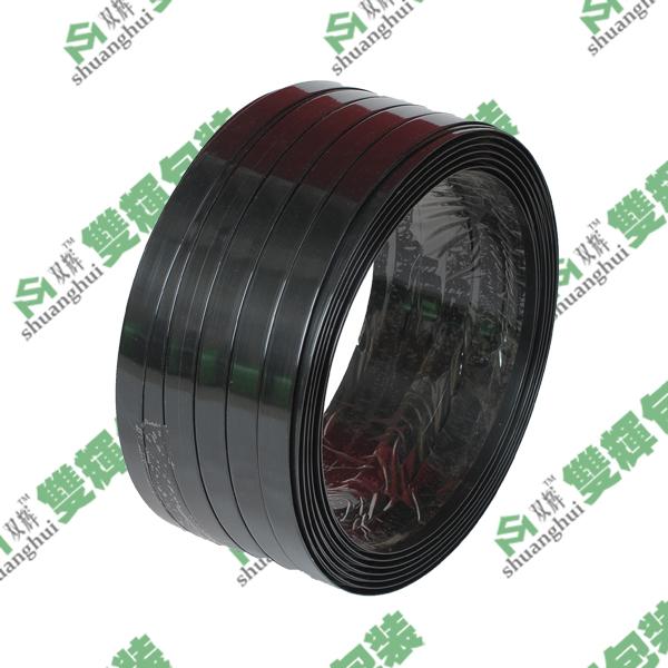 黑色PET塑钢打包带