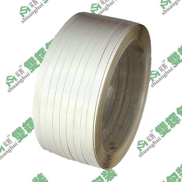 白色PET塑钢打包带