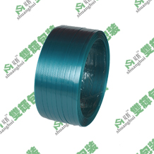 青色PET塑钢打包带