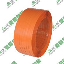 亮橙色PET塑鋼打包帶